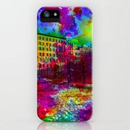 Tribeca Snow iPhone Case