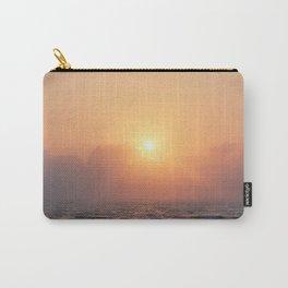Texas Coast Sunrise Carry-All Pouch