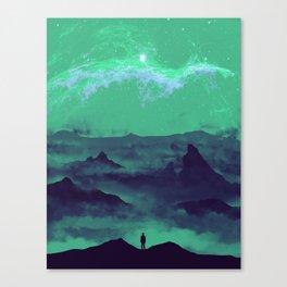 The Star Whisperer Canvas Print