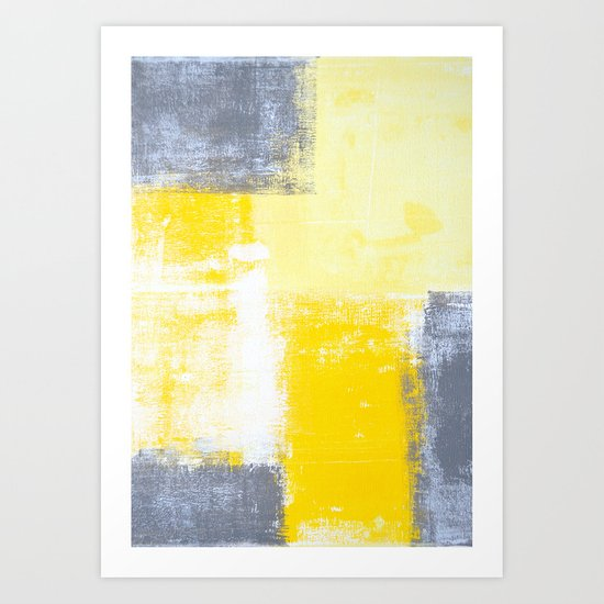 All Angles Art Print
