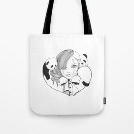 Teen Witch Yura Tote Bag