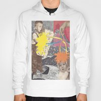 kids Hoodies featuring Kids by collageriittard