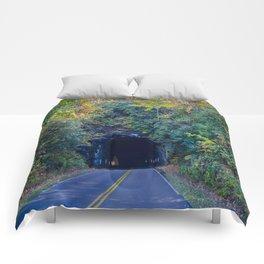 Dream tunnel  Comforters