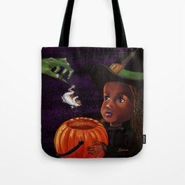 A Witchy Treat Tote Bag