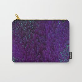 Luminoles - Abstract Pixel Art Carry-All Pouch