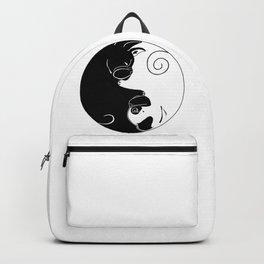 Yin and Yang Backpack