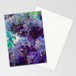 Lilac Flowers PhotoArt Stationery Cards