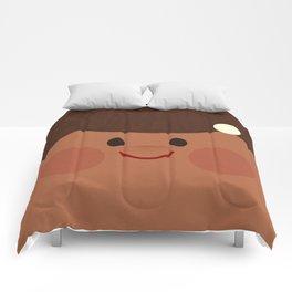 Face II Comforters