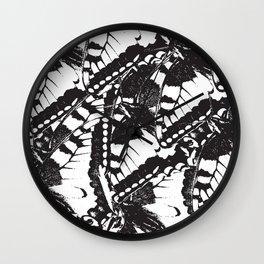 Bread & Butter-fly Wall Clock
