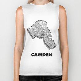 Camden - London Borough Biker Tank