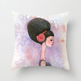 high expectations Throw Pillow