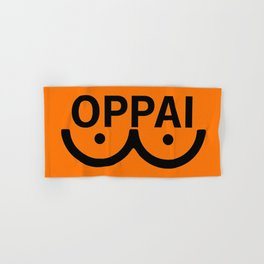 oppai Hand & Bath Towel