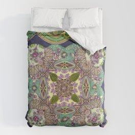 Intricate Garden Comforters