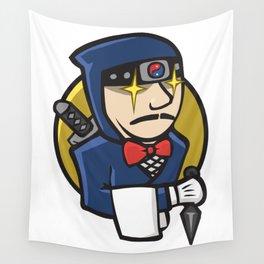 Ninja Jenkins Wall Tapestry