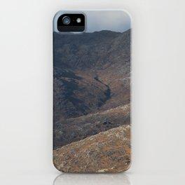 Hebridean 2 iPhone Case