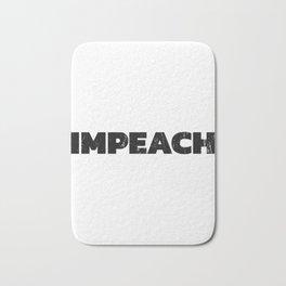 Impeach Trump Shirt, Anti Trump Bath Mat