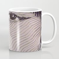 karma Mugs featuring Karma  by Delton Demarest