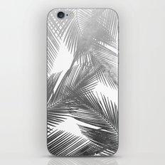 Palms BW iPhone & iPod Skin