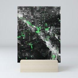 Tokyo City V Mini Art Print