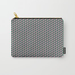 Hex Pattern Carry-All Pouch