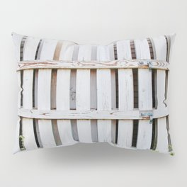 BUiLDiNG THE WHiTE PiCKET FENCE Pillow Sham