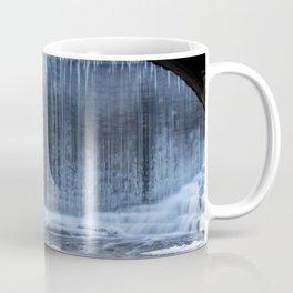 Ice Waterfall Coffee Mug