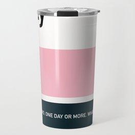 LAZY Travel Mug