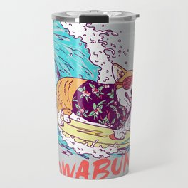 Cowabungi! Travel Mug