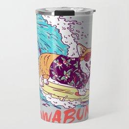 Cowabungi! Travel Mug