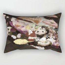 japan memories Rectangular Pillow