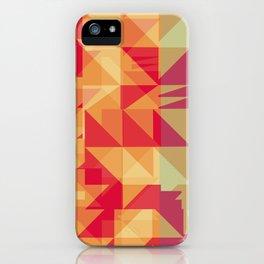 Geometric Loom iPhone Case