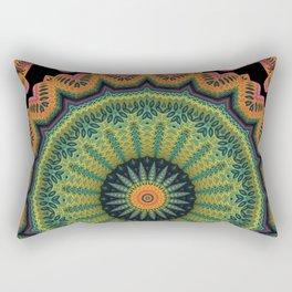 Old Timey Rectangular Pillow