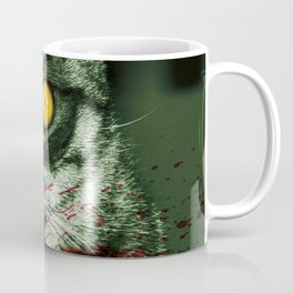 Zombie Kitty Coffee Mug