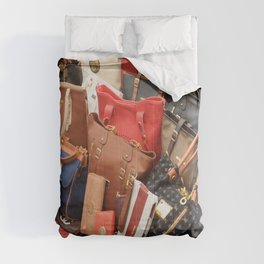 Women's Designer Handbags Comforters