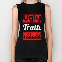 Ugly Truth Teller Biker Tank