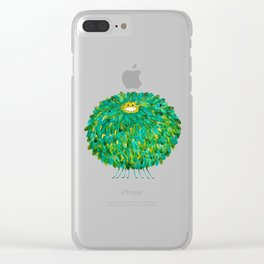 Poofy Latimore Clear iPhone Case