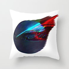 Comatose Throw Pillow