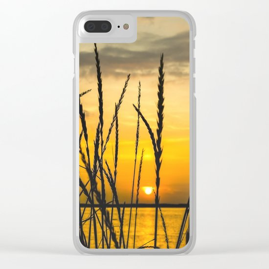 The Return to the Sea Clear iPhone Case