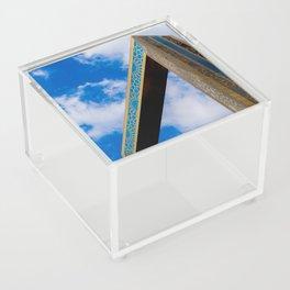 The Dubai Frame Acrylic Box