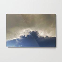 Storm Clouds 3 Metal Print