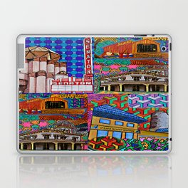 I Love Chico Bag #3 Laptop & iPad Skin