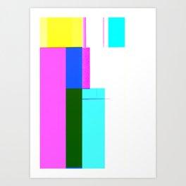 Error 020 Art Print