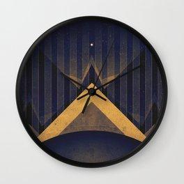Charon - Cryogeysers Wall Clock