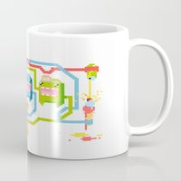 food Mugs featuring Food by Fightstacy