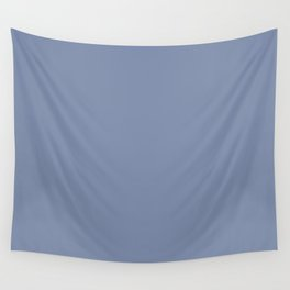 Lilac (Purple) Ice Cream Color Wall Tapestry