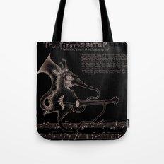 Hippocampus Hendricksium  Tote Bag