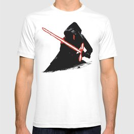 Dark Side Kylo Ren - The Force Awakens T-shirt