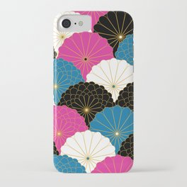 Japanese Chrysanthemum 2 iPhone Case