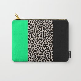 Leopard National Flag XIII Carry-All Pouch
