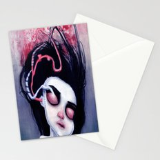 (Below) Melancholy Stationery Cards